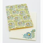 Peacock Notepad A5