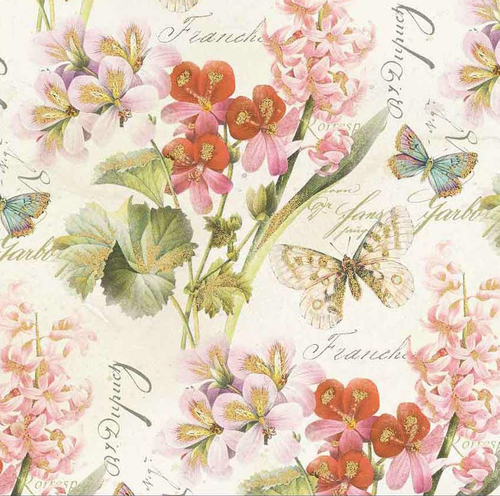 Romantica Wrapping Paper