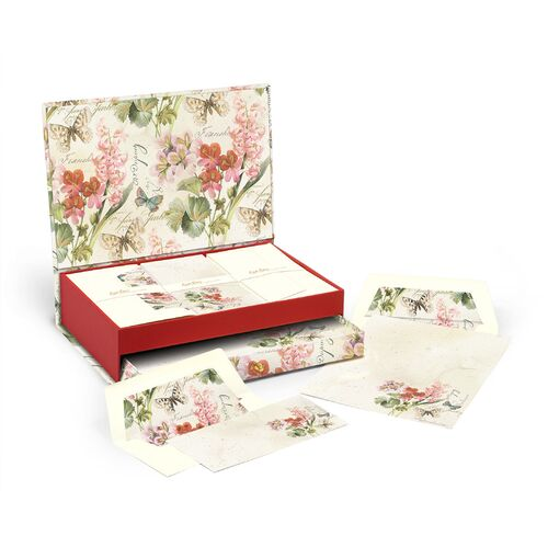 Romantica Luxe Stationery Desk Set