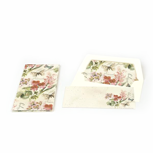 Romantica Card Portfolio Long