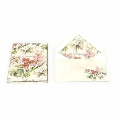Romantica Card Portfolio Small