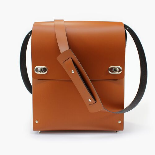 Pranzo Picnic Bag with Recycled Leather strap