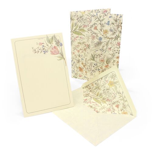 Primavera Portfolio with Large Cards