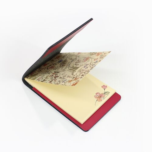 Primavera memo pad with Pink Memo Holder
