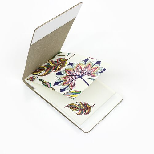 Variopinta memo pad with White Memo Holder