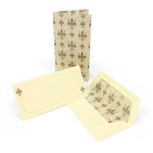 Lilium Card Portfolio Long