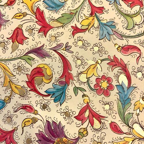 Florentia paper pattern
