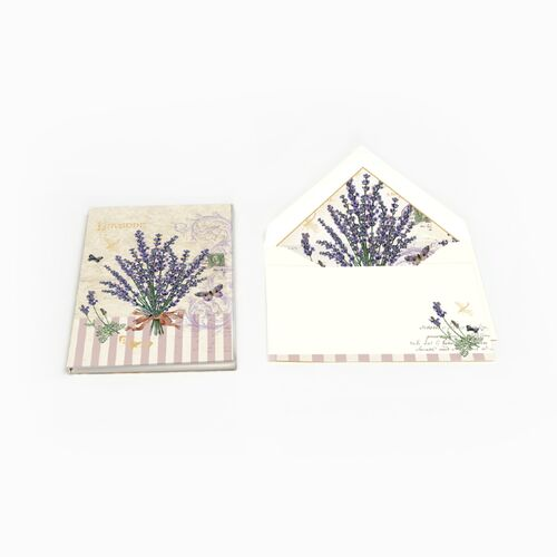 Lavanda Portfolio with Medium Cards