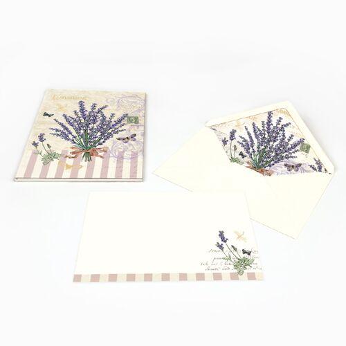 Lavanda Card Portfolio Large